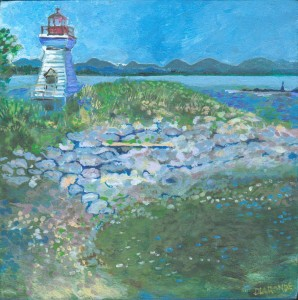 'Lighthouse' by Dianne Laronde
