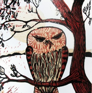 'My Neighbour the Owl' by Francine Renaud