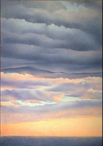 Storm Clouds by Anne Popperwell